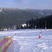 Skiareal Synot - Kyčerka