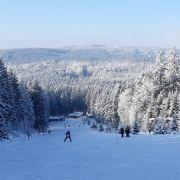 Skiareal Čeřínek u Jihlavy