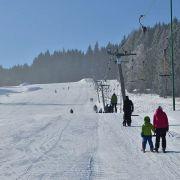 Skiareal Černá Voda
