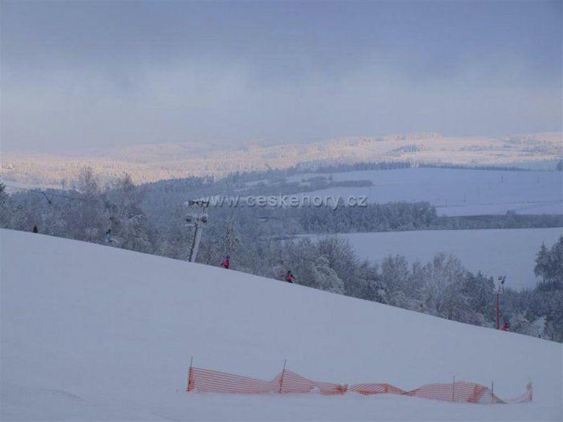 Skizentrum Velké Meziříčí - Fajtův kopec