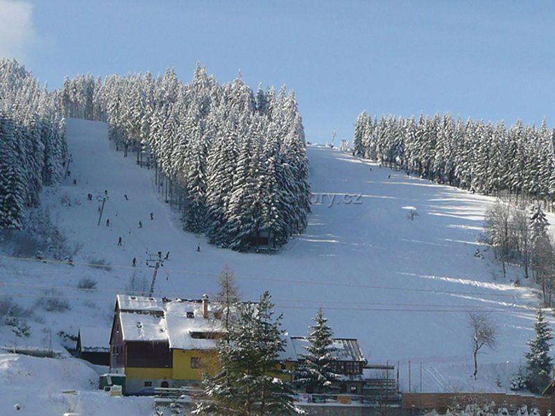 Skizentrum KASTE + RELAX Petříkov