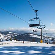 Skizentrum Vrchlabí Kněžický vrch
