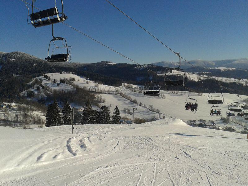 Skizentrum Kunčice -  SKITECH