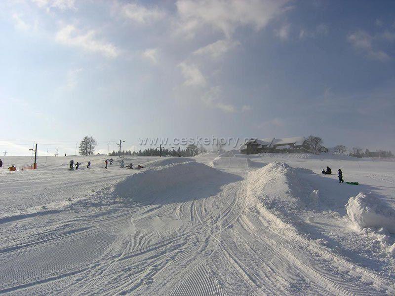 Skizentrum Kvilda