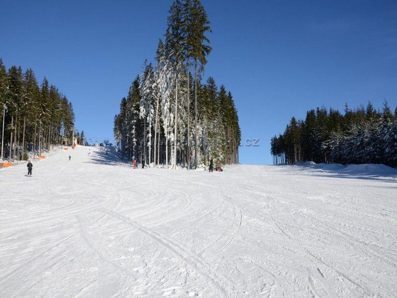 Skizentrum Lipno
