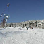 Skiareal Luisino údolí