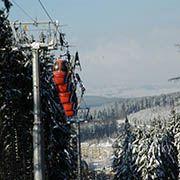 Skiareal Mariánské Lázně