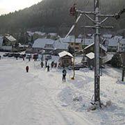 Ski Areal Merklin