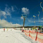 Skiareal Novako Boží Dar