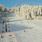 Skizentrum Harusák Nové Město na Moravě