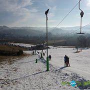 Skiareal Olešnice
