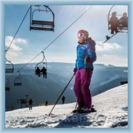 Skiport Velk� �pa - SkiResort