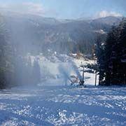 Skiareal Rališka