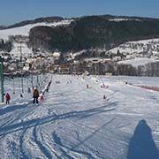 Ski Areal Rusava