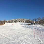 Skiareal Strážné