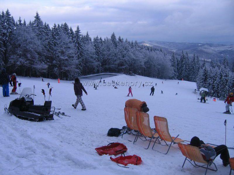 Skiareal TESÁK