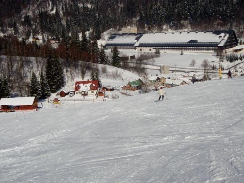 Ski Areal U Vodárny