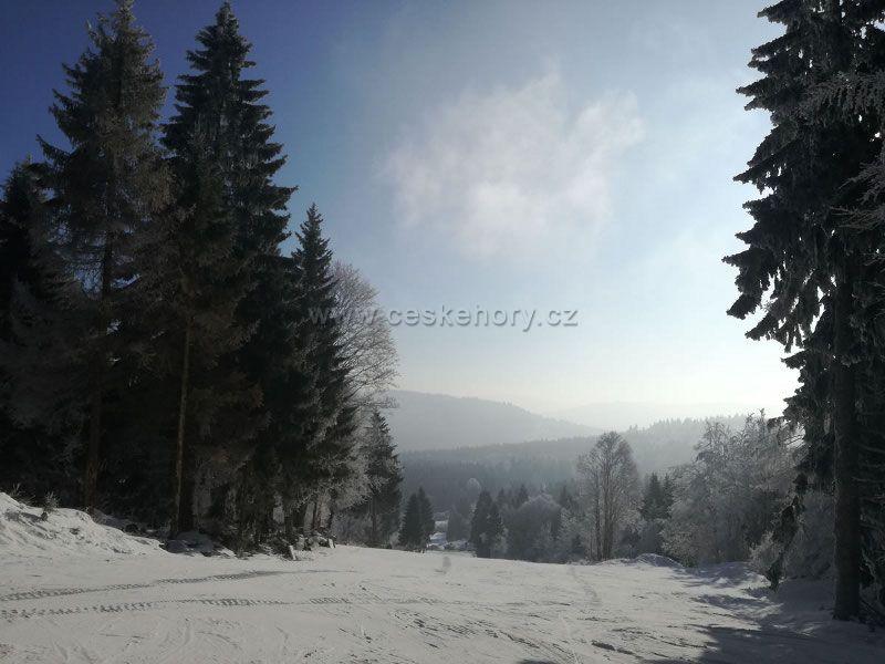 Skiareal České Žleby