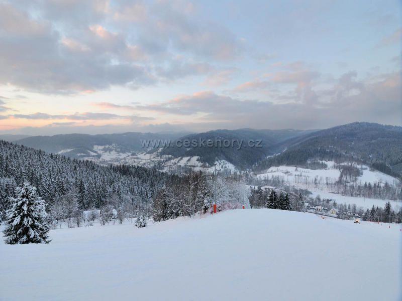 Skiareal Karolinka