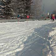 Skizentrum Soláň - Sedlo