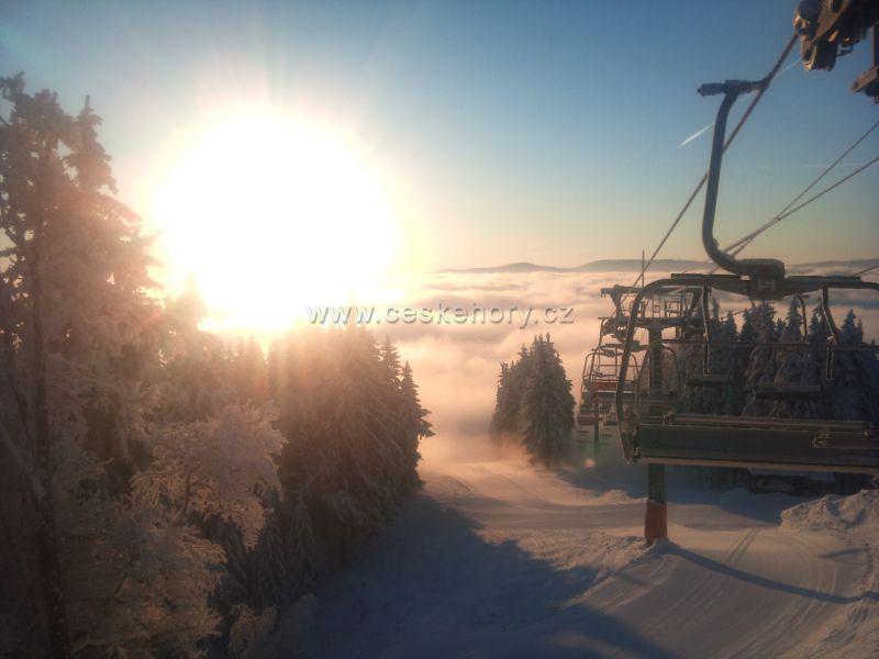 Skizentrum Železná Ruda - Špičák