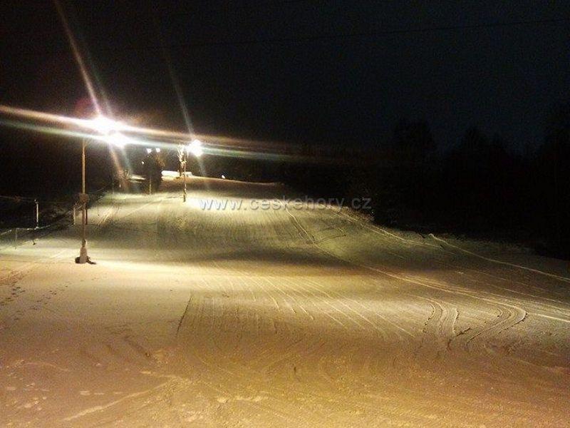 Skizentrum Svatá Anna u Chotěboře