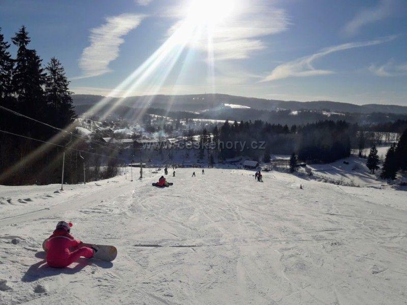 Ski Areal U Pily