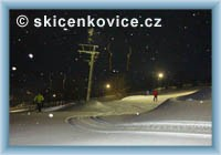Ski Čenkovice - Buková hora