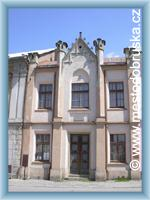 Dobruška - Synagoge