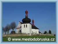 Dobruška - Kirche