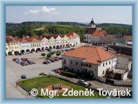 Nové Město nad Metují - Stadplatz