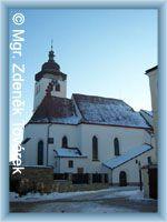 Nové Město nad Metují - Kirche