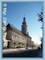 Nové Město nad Metují - Kloster