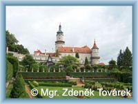 Nové Město nad Metují - Schloss - park