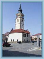 Rathaus in Dobruška