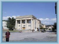 Theater Jiráskovo in Hronov