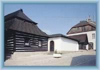 Schule von B. Němcová in Ratibořice