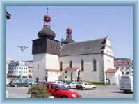 Kirche in Náchod