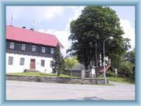Zentrum der Gemeinde Říčky