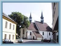 Kirche St. Havel in Rychnov nad Kněžnou