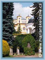 Mareinbad - Kirche