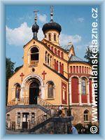 Mareinbad - Orthodoxe Kirche Sankt Vladimir