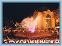 Mareinbad - Fontäne