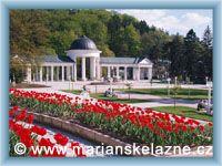 Mareinbad - Kolonnade Rudolfsquelle