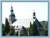 Kirche in Horní Slavkov