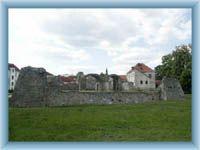 Česká Lípa - Ruine