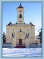 Mělník - Kirche