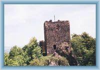 Ralsko - Burg