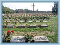 Terezín - Friedhof