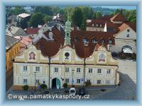 Kašperské Hory - Radhaus